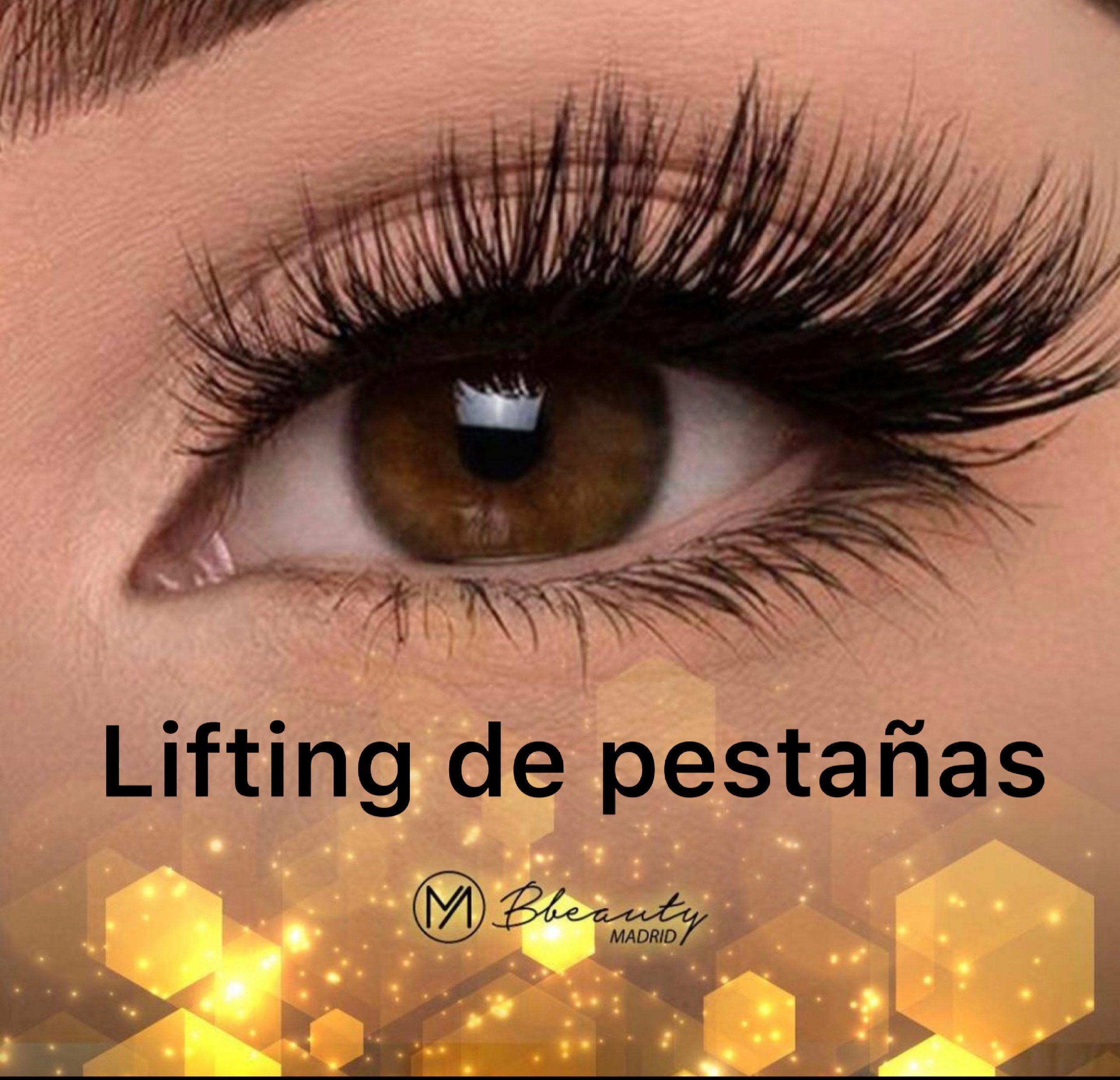 LIFTING DE PESTAÑAS